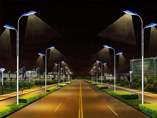 大理创新工业园区10kV满江线路灯电源改造工程